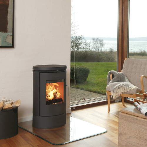 Contemporary Stoves 6140 Convector Alba Stoves