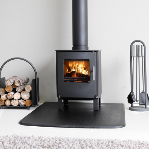 Contemporary Stoves Series One Alba Stoves