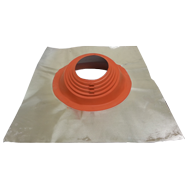 RES 3 SILICONE 275-450mm (11-18 inch) - High Temp.