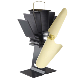 Ecofan 800 Black and Brass