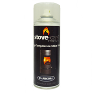 Stove-Care Spray Paint (400ml aerosol) - Charcoal (single)