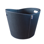 ** Proline - Black Fire Basket - Ø 39x31cm. PET.