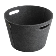 ** Proline - Grey Fire Basket - Ø 45cm. Felt.